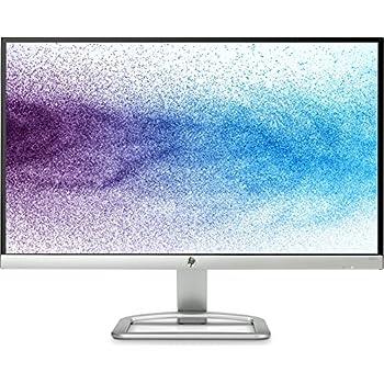 """HP 22er Monitor Full HD da 21,5"""", IPS, Retroilluminazione LED, Risoluzione 1920x1080, Argento, Retro Bianco"""