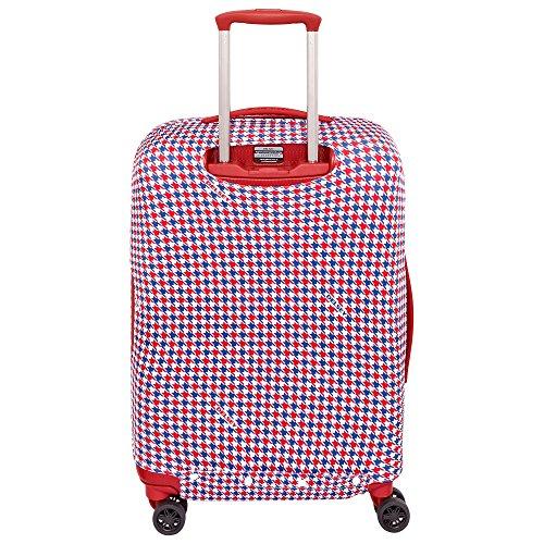 Delsey 00094618002 Funda para maletas, 68cm, Multicolor