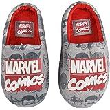 ARTESANIA CERDA Zapatillas de Casa Abierta Premium Marvel, Niños