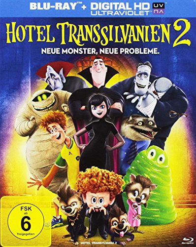 Hotel Amazon (Hotel  Transsilvanien 2 [Blu-ray])