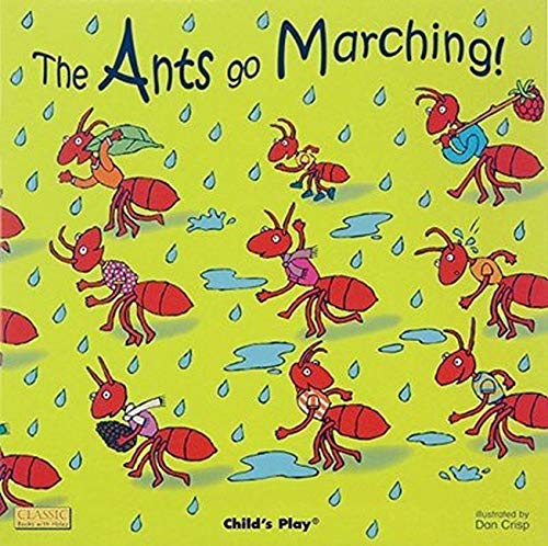 The Ants Go Marching (Classic Books with Holes Big Book)