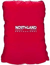 Northland Professional 020031100 - Protector de lluvia para mochila, color negro, talla L / 55-75 l