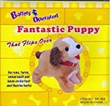 #6: TUCUTE Fantastic Jumping Puppy Toy