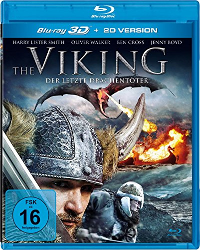 Preisvergleich Produktbild The Viking 3D - Der letzte Drachentöter [3D Blu-ray]
