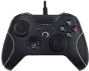 Stoga Xbox One Controller, Controller PC Wired Di Gioco Joystick Gamepad per Xbox One
