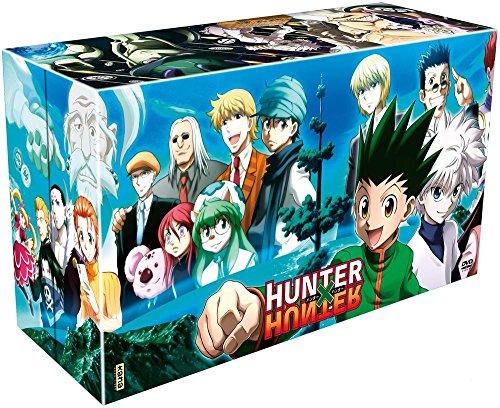 Hunter X Hunter - Intégrale (Nouvelle Série) - Edition limitée , Coffret 30 DVD