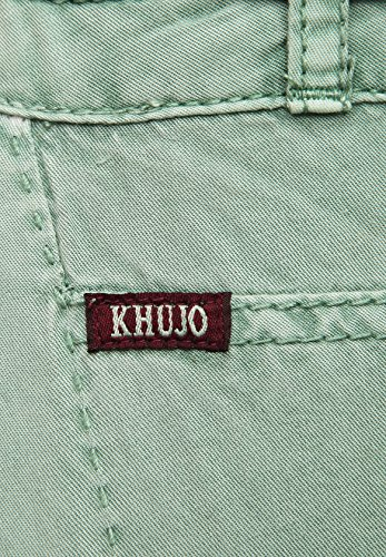 Khujo bIEMA 1437sk151_414 jupe pour femme Bleu - blau (414 AQUA)