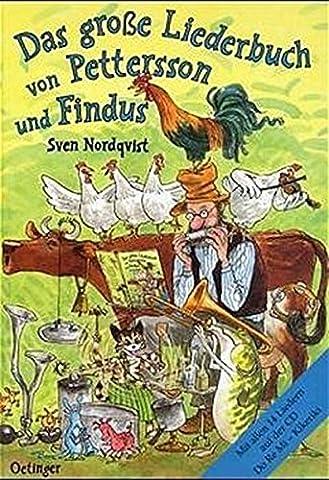 Das große Liederbuch von Pettersson und Findus /Do Re Mi - Kikeriki: Die schönsten Lieder von Pettersson und