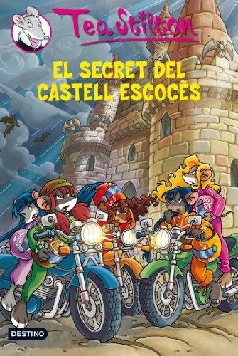 9. El secret del castell escocès (TEA STILTON. TAPA DURA)