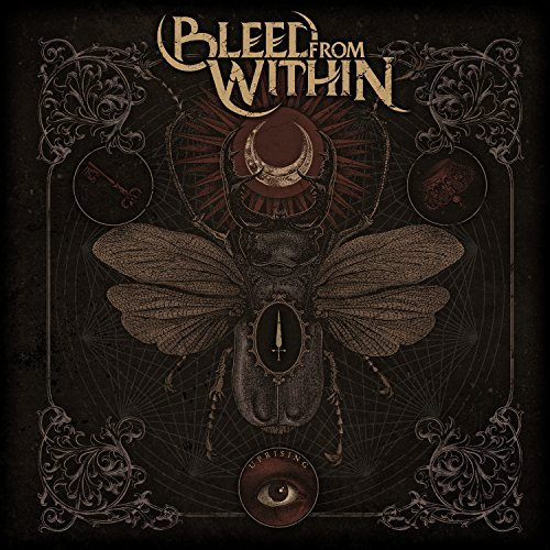 Uprising by Bleed From Within (2013-04-02)