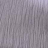 kawenSTOFFE Rotbraun Borken Chiffon 100% Polyester