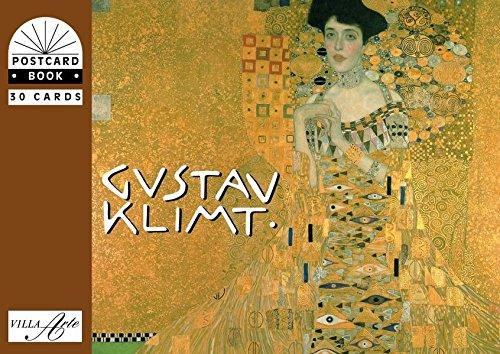 Gustav Klimt: Postkartenbuch