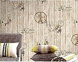 Nostalgische Kleidung wallpaper TV Hintergrund speichern Tapeten Coconets - Braun
