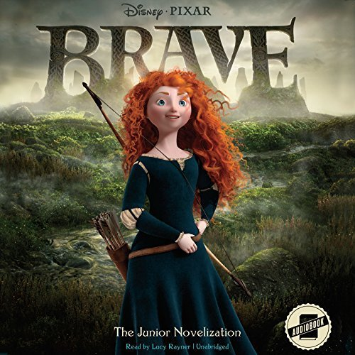 Brave: The Junior Novelization by Disney Press (2015-03-01)