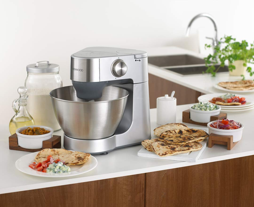 KENWOOD-Kitchen-Robot-Prospero-KM287-Stainless-Steel-43L-with-Accessories-Edelstahl-Silber