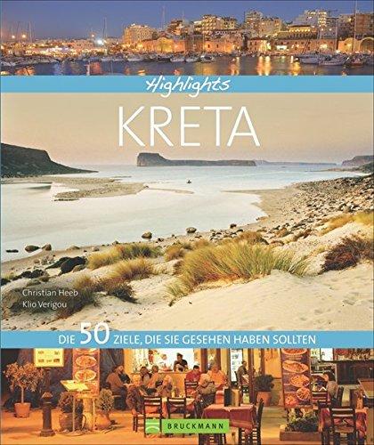 Preisvergleich Produktbild Highlights Kreta