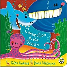 Commotion In The Ocean: Board Book