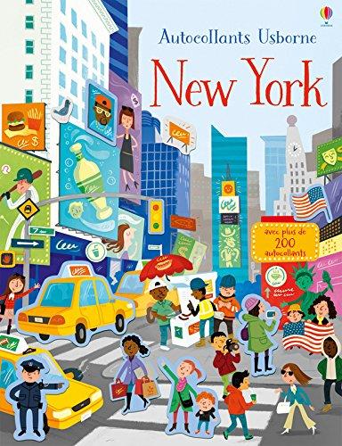 New York - Autocollants Usborne par James Maclaine