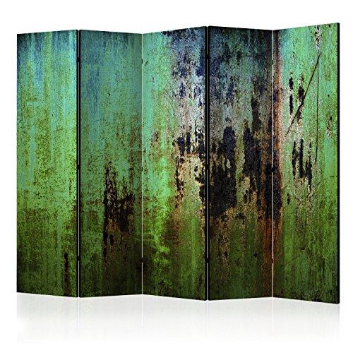 murando - Biombo Colorido concreto - 225x172 cm de impresión Unilater