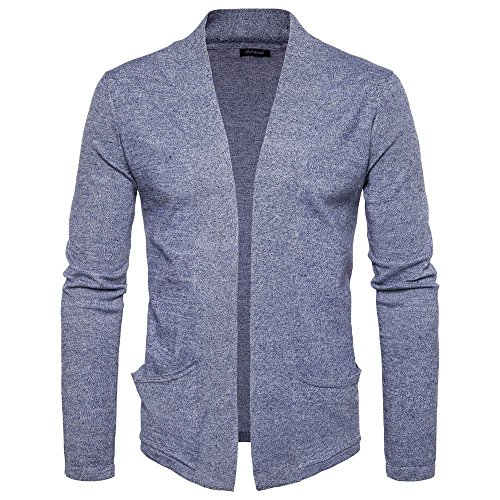 Herren Pullover, GreatestPAK Herbst Winter Strickjacke Strick Strickwaren Mantel Jacke Sweatshirt