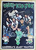 Ugly Kid Joe Poster Format 62 x 86 cm Original von 1992