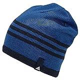 adidas Kinder Mütze Fussball TIRO BEANIE, blue/conavy, OSFY, BQ1659