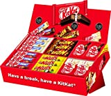 Nestlé Party Box, KitKat, Lion und Nuts, 6 Sorten, 64...
