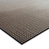 casa pura® Indoor- und Outdoor-Bodenbelag Modena | kunstvoll gewebt | als Teppich oder Läufer | 40 Größen (180x400cm)