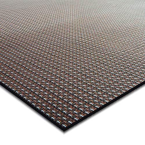 casa pura® Indoor- und Outdoor-Bodenbelag Modena   kunstvoll gewebt   als Teppich oder Läufer   40 Größen (180x400cm)