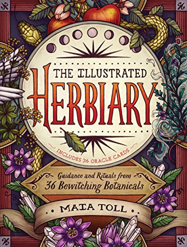 The Illustrated Herbiary por Maia Toll