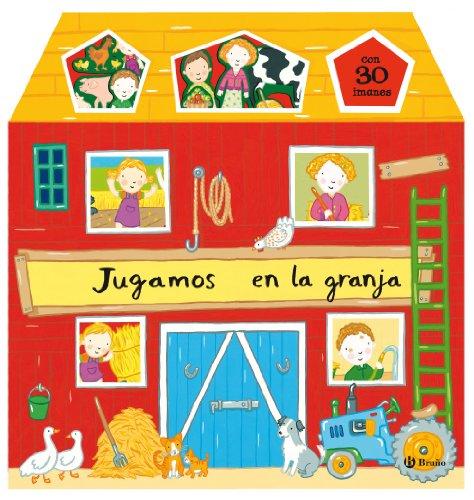 Jugamos en la granja (Castellano - Bruño - Libros Con Imanes)