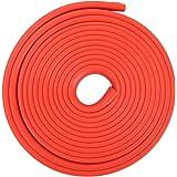 Jadeshay Rubber Seal Strip, Anti-collision Rubber Krasbestendige Bescherming Cover Strip voor Xiaomi Elektrische Scooter