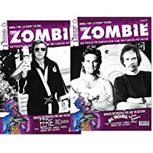 Der Zombie - Doppelpack - Ausgabe 14/15 - EERIE, INDIANA / BIG TROUBLE IN LITTLE CHINA-Special