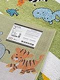 benuta Kinderteppich Noa Africa Multicolor 120x170 cm | Teppich für Spiel- und Kinderzimmer Vergleich