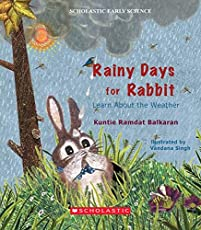 Rainy Days for Rabbit: Learn About the Weather
