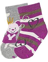 Sterntaler Baby-Mädchen Socken Abs-Söckchen Dp Maus