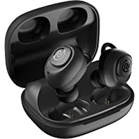 Noise Shots X5 PRO True Wireless Earbuds Powered by Qualcomm aptX with 150 Hours Total Playtime (Charcoal Grey)