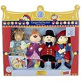 Sterntaler 3601682 - Kasperle Set Zirkus, Mehrfarbig
