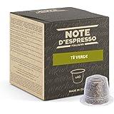 Note dEspresso - Cápsulas de Té Negro con Limón, Lima y ...