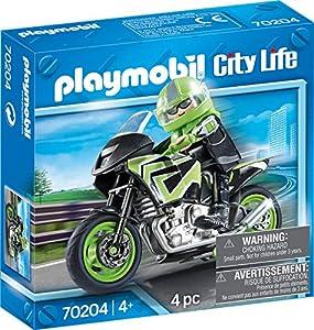 PLAYMOBIL City Life 70204 Set de Juguetes - Sets de Juguetes (Acción / Aventura, 4 año(s), Niño, Interior, Multicolor, Gente)