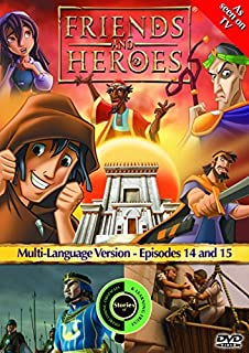 Friends and Heroes Episodes 14 and 15 by David Osborne