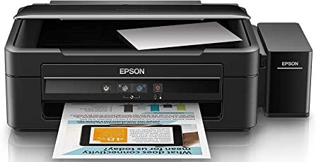 Epson L361 Multi-Function Ink Tank Colour Printer (Black)