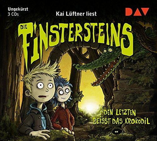 Teil 3: Den Letzten beißt das Krokodil!: Ungekürzte Lesung mit Kai Lüftner (3 CDs) ()