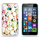 DIKAS Coque Nokia Microsoft Lumia 640, Étui Housse en Silicone Souple avec Absorption de Choc et Anti-Scratch Protecteur Shell...