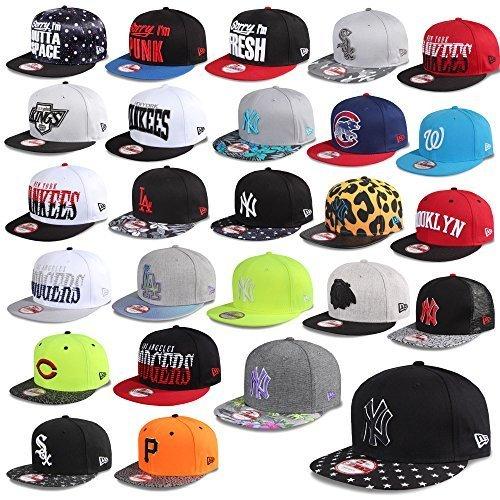 New Era Cap 9Fifty Snapback Cap Washington Nationals #S54, S/M