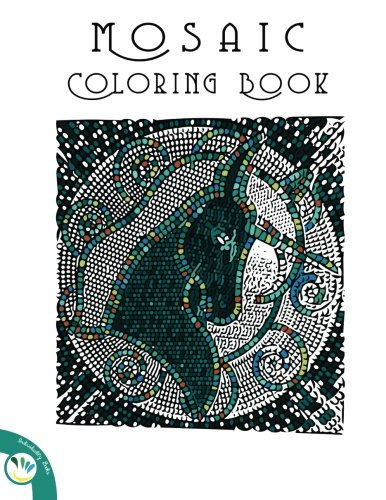 Mosaic Coloring Book (Super Relaxing Colouring Books)