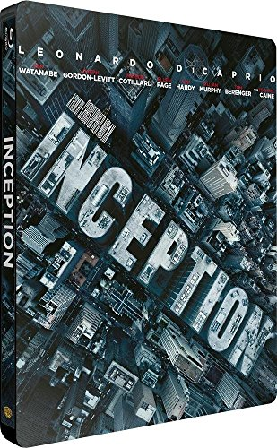 Inception - Steelbook [Blu-ray] [FR Import] -