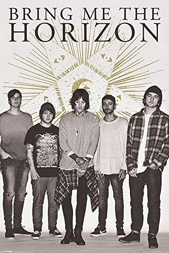 Empire, Poster dei Bring Me the Horizon, Multicolore (Bunt), 61 x 91,5 cm
