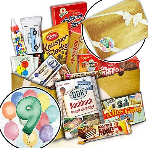 Süße Ost Box + 9 Hochzeitstag Geschenk + Zum 9. Hochzeitstag