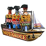 Surrender the Booty Hot Sauce Pirate Ghost Ship...